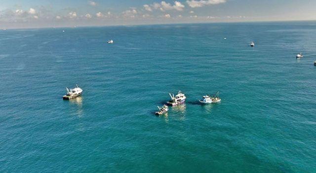 Kayıp 2 balıkçıya ulaşmak için çalışmalar devam ediyor
