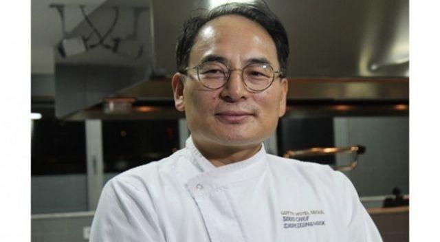 Koreli şef Seung Wook: Türklerin yemekleri çok sağlıklı