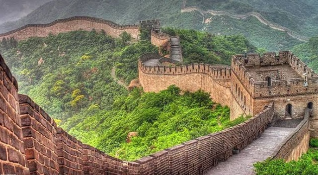 Koronavirüs salgını nedeniyle Çin Seddi'nin bazı bölümleri ziyarete kapatılıyor