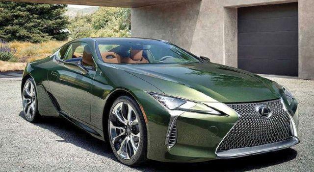 Lexus, satışlarda hızla yükseliyor