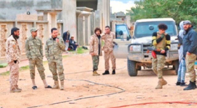 Libya'daki çatışmalar bitecek gibi gözükmüyor