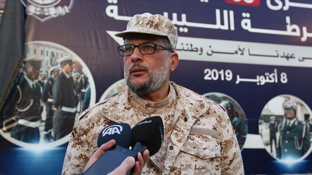 Libya'daki meşru yönetim komutanı Ammar: Rus paralı askerleri çekiliyor