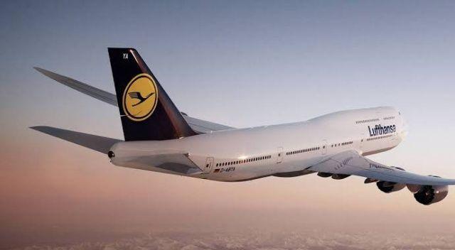 Lufthansa, Çin'e olan tüm uçuşlarını iptal etti