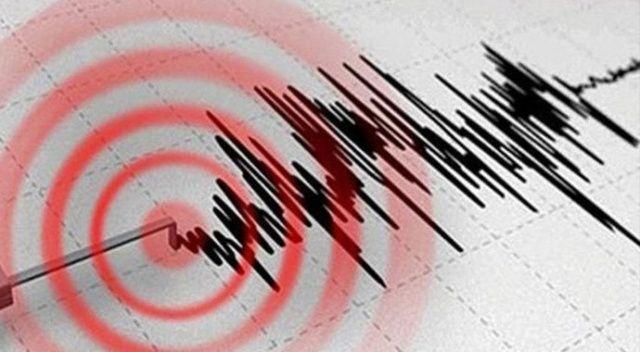 Manisa Akhisar'da korkutan deprem | Son depremler