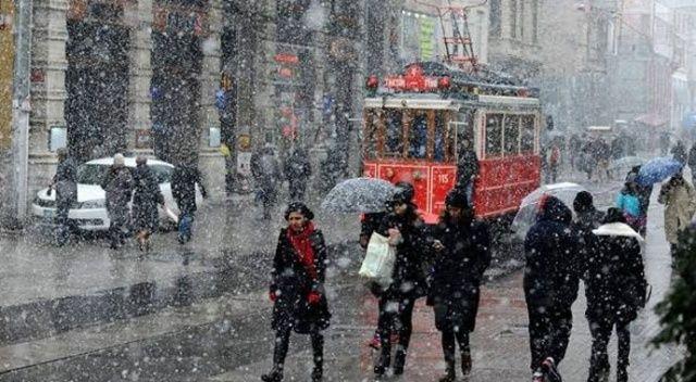 Meteoroloji uyardı! İstanbul'a kar geliyor (21 Ocak 2020 hava durumu)