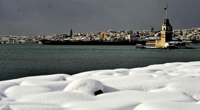 Meteoroloji uyardı: İstanbul yarın kar yağışı bekleniyor