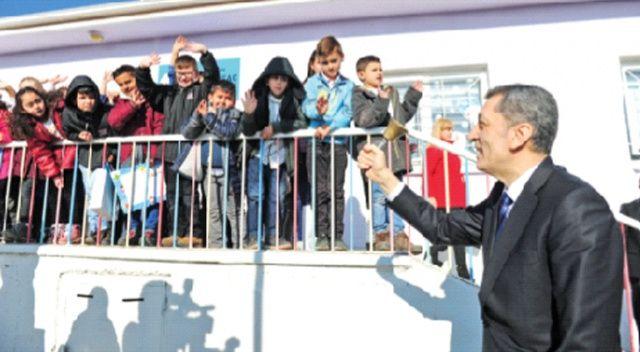 Millî Eğitim Bakanından velilere: Öğrencilerimizi strese sokmayın