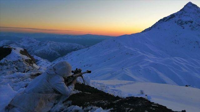 MSB açıkladı! 3 PKK'lı terörist öldürüldü
