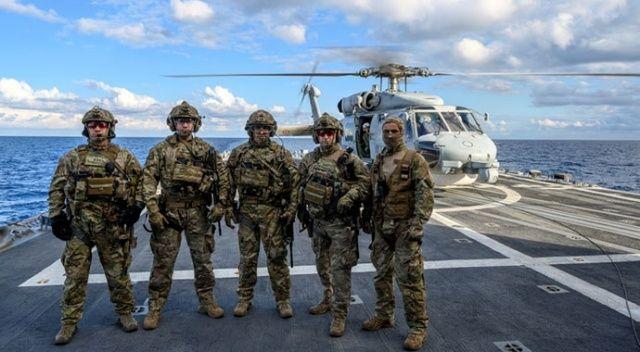 MSB: Deniz Kuvvetleri Komutanlığımız Taktik Tatbikatlar İcra Ediyor