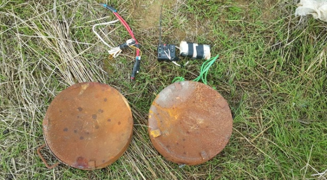 MSB: Resülayn'da anti tank mayını etkisiz hale getirildi