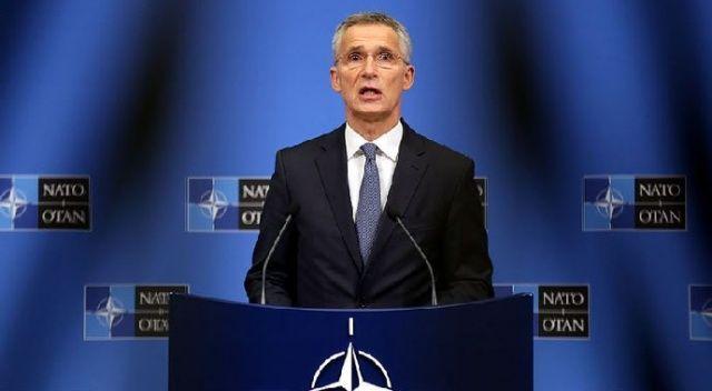 NATO Genel Sekreteri Stoltenberg'den düşen Ukrayna uçağına ilişkin detaylı soruşturma çağrısı