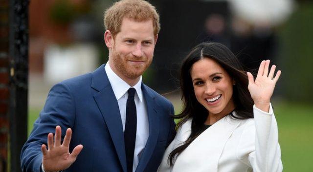 Prens Harry ve eşi Meghan, unvanlarını anlaşmayla bırakacak