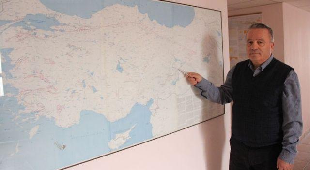Prof. Dr. İnan: Bu faylar, ülkemizde milyonlarca yıl daha deprem üretecek