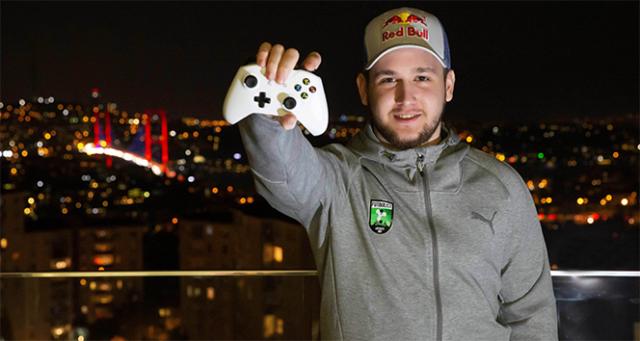 Red Bull sporcusu 'İsopowerr' ABD'de mücadele verecek