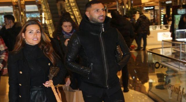 Ricardo Quaresma ile eşi Daphny 1 saatte 300 bin lira harcadı
