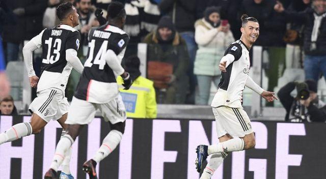 Ronaldo attı, Juventus Parma'yı devirdi