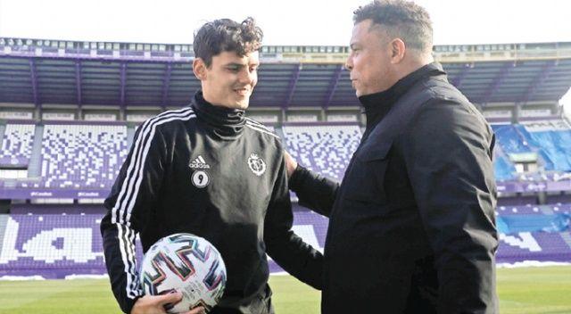 Ronaldo'dan Enes'e övgü