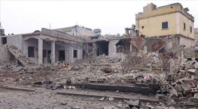 Rusya'dan İdlib'e saldırı: 12 ölü