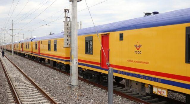 Sakarya'dan deprem bölgesine 10 adet vagon gönderildi