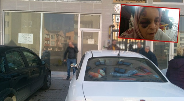 Şehir zorbaları durmak bilmiyor! Yanlış yere park eden yaşlı çifti öldüresiyle dövdü