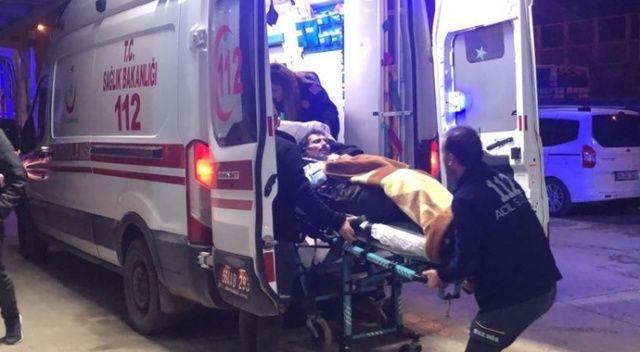 Siirt'te sobadan zehirlenen 6 kişi hastanelik oldu