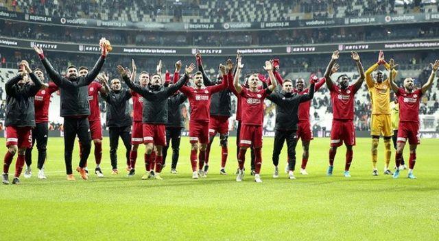 Sivasspor durdurulamıyor! 10 maçta 9 galibiyet