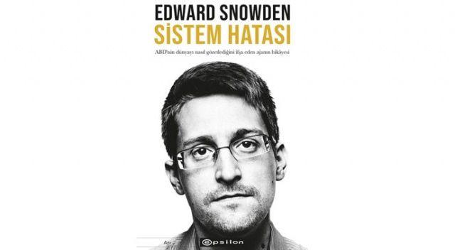 Snowden'ın otobiyografisi Türkçede
