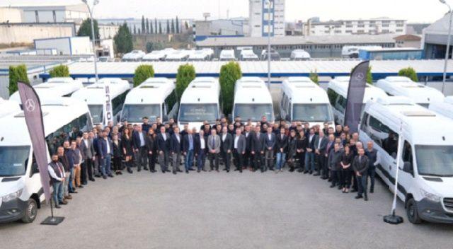 Sprinter yerli üretimde 35 bini geride bıraktı