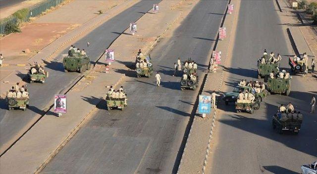 Sudan'daki isyanda 2 asker öldü, 4 asker yaralandı