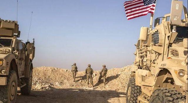 Suriye'de tehlikeli temas! ABD askerleri, Rus askerlerinin yolunu kesti