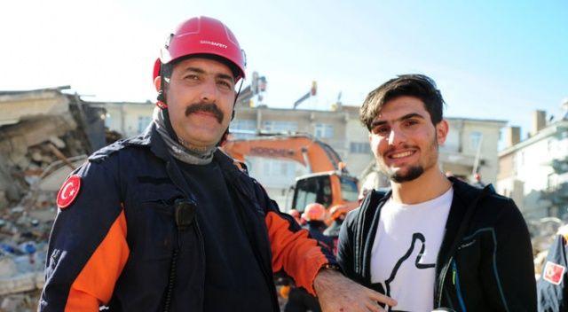 Suriyeli Mahmud Kızılay gönüllüsü oldu