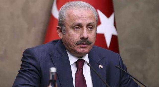 TBMM Başkanı Şentop Rahşan Ecevit'in vasiyeti için Cumhurbaşkanı Erdoğan ile görüştü