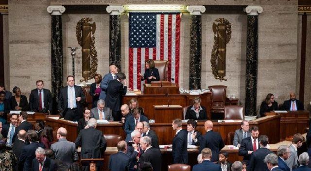 Temsilciler Meclisi Trump'a yönelik azil maddelerinin Senatoya gönderilmesini yarın oylayacak