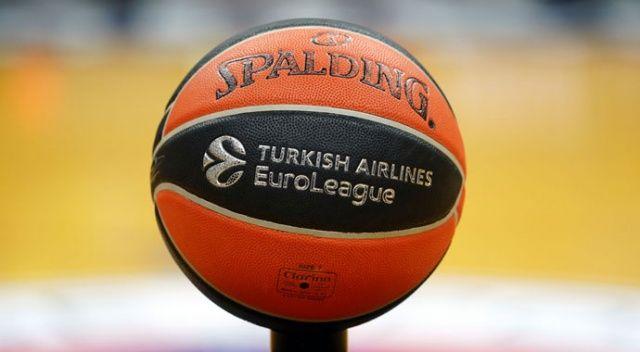 THY Euroleague'de 22. hafta heyecanı başlıyor