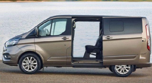 Ticaride ilk yerli hibrit Ford Transit Custom PHEV