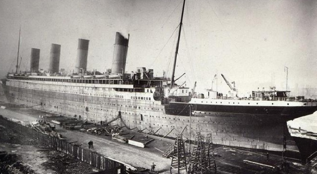 Titanik'in enkazı uluslararası anlaşmayla korunacak