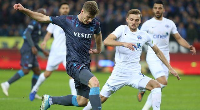Trabzonspor, Kasımpaşa'yı 6-0 ile geçti
