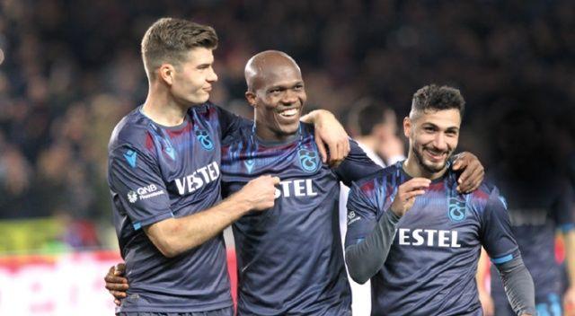 Trabzonspor, Kasımpaşaya gol yağdırdı