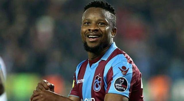 Trabzonspor, Ogenyi Onazi'nin sözleşmesini feshetti