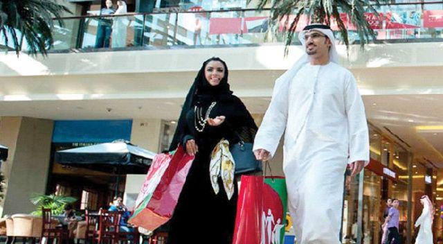 Turistin alışverişi  yüzde 28 büyüdü