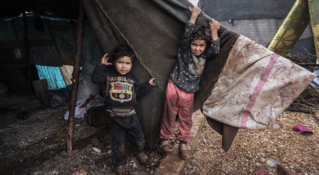 Türk Kızılay İdlib'de 'Acil Konaklama Evleri' inşa edecek