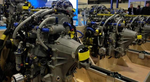 Türkiye'de ilk yerli ve milli motoru teslim edildi: TEI-PD170