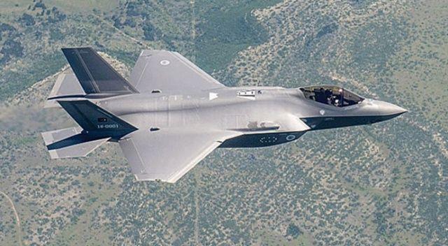 Türkiye F-35 için parça üretecek
