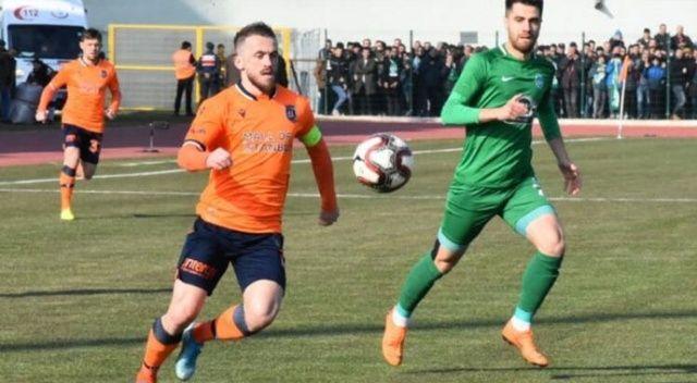 Türkiye Kupası'nda şok! Kırklarelispor, Başakşehir'i eledi!