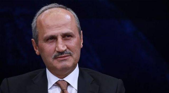 Ulaştırma ve Altyapı Bakanı Turhan'dan Kırıkkalelilere hızlı tren müjdesi