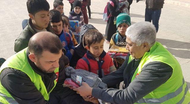 Ülkelerinde mülteci olan Suriyelilere Türkiye sahip çıkıyor