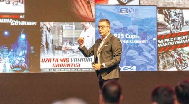 Yamaha Türkiye 2020'ye iyi hazırlandı