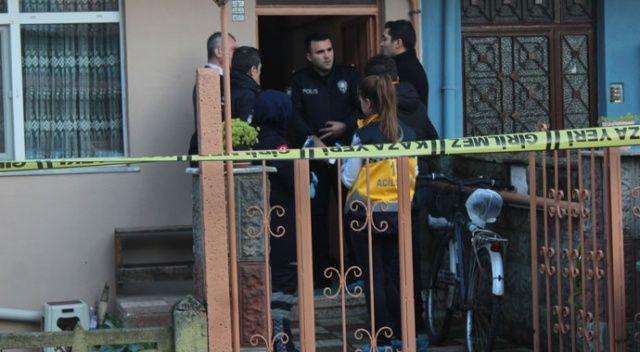 Yaşlı kadını oğlu evde ölü buldu, polis harekete geçti