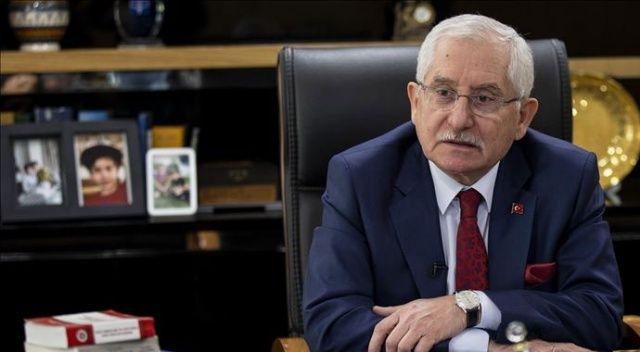 YSK Başkanı Güven: 'Oy zarfları kaldırılsın!'