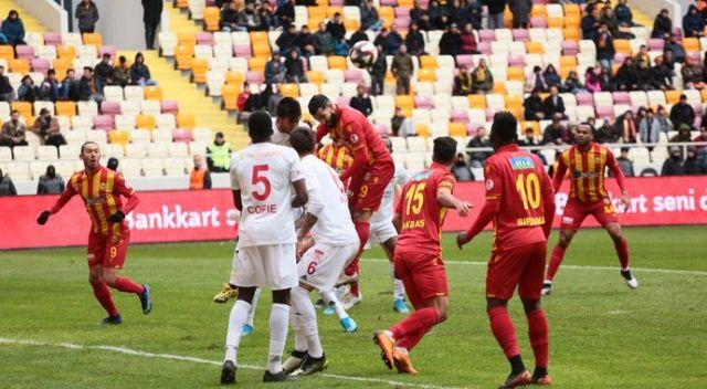 Ziraat Türkiye Kupası'nda Sivasspor, Yeni Malatyaspor'a 2-1 mağlup olmasına rağmen çeyrek finale yükseldi